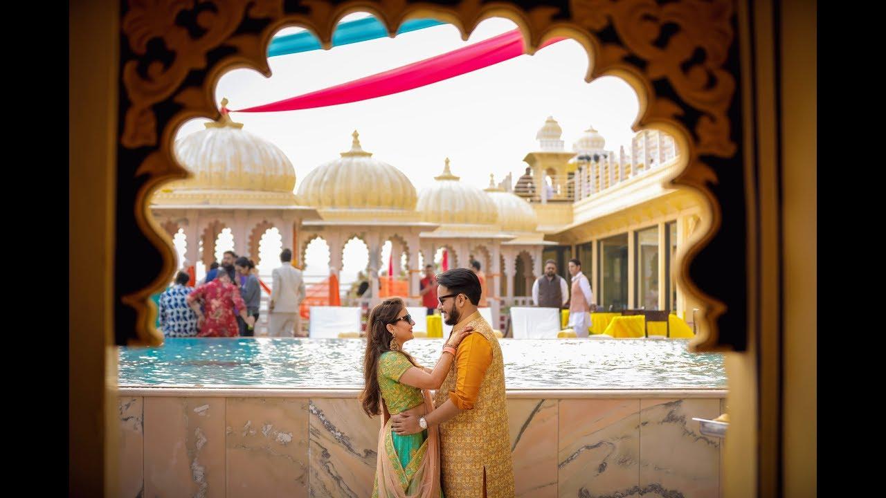 Pre Wedding Photo Shoot in Udaipur